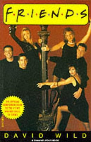 Friends The Official Companion Book