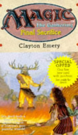9780752202174: Magic - the Gathering: Final Sacrifice
