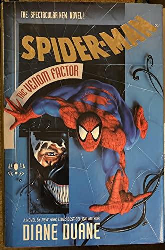 9780752203003: Spider-Man: the Venom Factor (Marvel Comics)