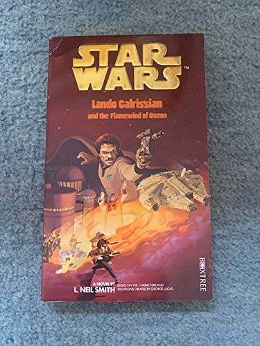 Star Wars: Lando Calrissian and the Mindharp: Smith, L.Neil