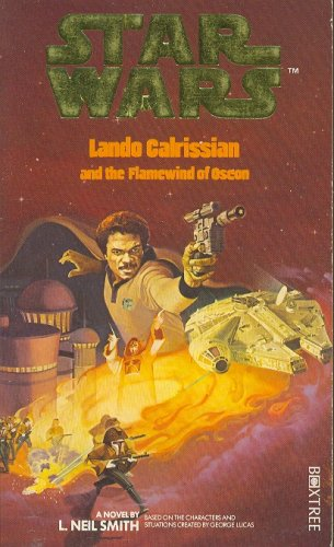 9780752203263: Star Wars: Lando Calrissian and the Flamewind of Oseon: Lando Calrissian and the Flamewind of Seon: Lando Calrissian Adventures