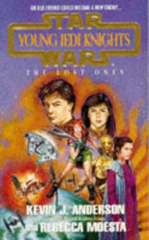 9780752203607: Young Jedi Knights: The Lost Ones