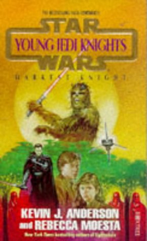 Young Jedi Knights: Darkest Night (Star Wars: Young Jedi Knights) (0752203703) by Kevin J. Anderson Rebecca Moesta