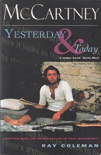 9780752205229: McCartney: Yesterday and Today