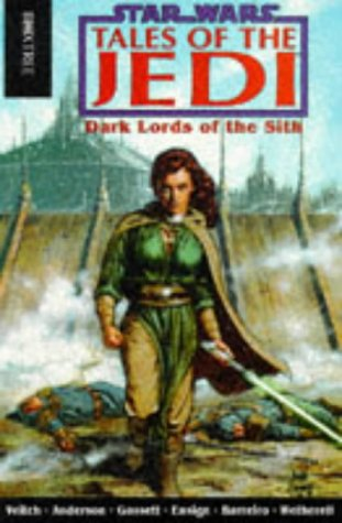 9780752206165: Star Wars: Tales of the Jedi - Dark Lords of the Sith: Dark Lords of Sith