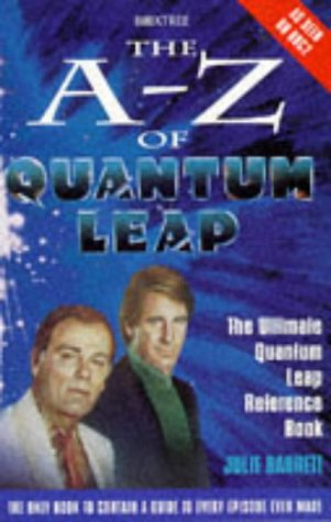 The A-Z of Quantum Leap: Julie Barrett