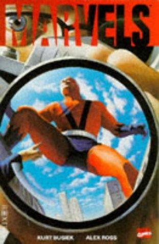 9780752206455: Marvels: Graphic Novel
