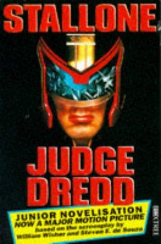 Judge Dredd: Junior Novelisation: Graham Marks