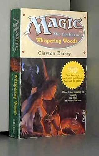 9780752207193: Whispering Woods (Magic: The Gathering)