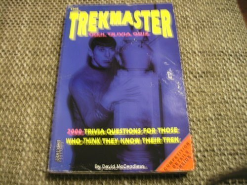 Trek Master Quiz Book