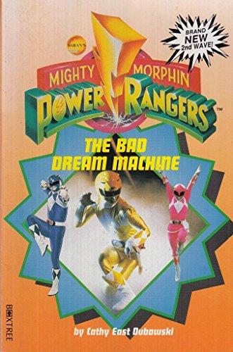 """Mighty Morphin Power Rangers: Bad Dream Machine (""""Mighty Morphin Power Rangers"""" junior ..."""