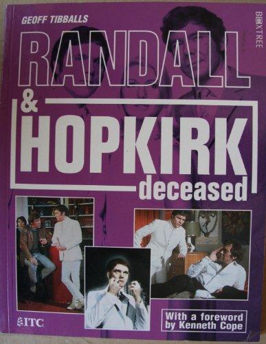 9780752209159: Randall and Hopkirk (deceased)