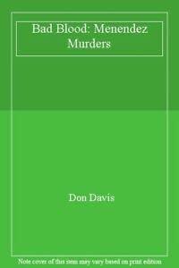 9780752209456: Bad Blood: Menendez Murders