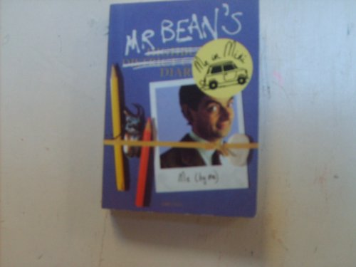 Mr. Bean's Pocket Diary (9780752209944) by Rowan Atkinson; Robin Driscoll