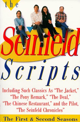 9780752213316: The Seinfeld Scripts