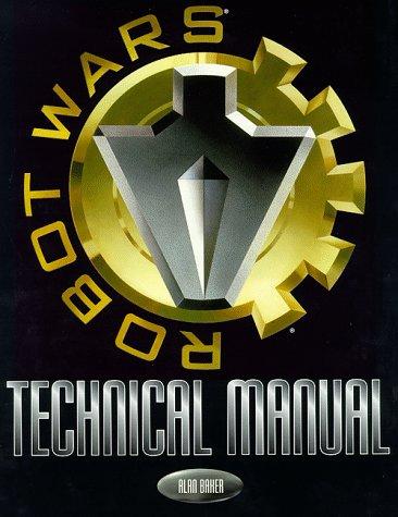 "9780752213613: ""Robot Wars Technical Manual"""