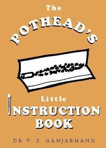 9780752215686: The Pothead's Little Instruction Book