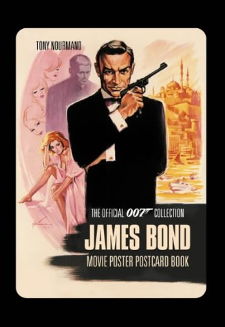 9780752215815: James Bond Movie Posters: The Official Postcard Book