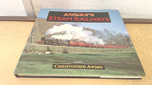 9780752216003: Awdry's Steam Railways