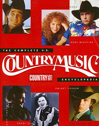 9780752216973: The Country 1035 AM Encyclopedia of American Country Music