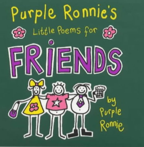 Purple Ronnie's Little Book of Poems (9780752217284) by Purple Ronnie