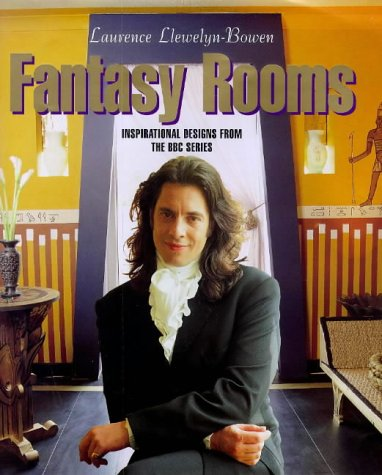 9780752217352: Fantasy Rooms: Inspirational Designs from the BBC Series
