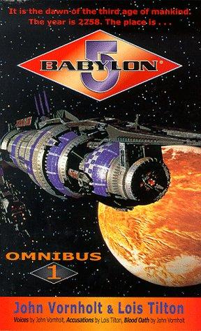 9780752217789: Babylon 5 Omnibus 1 (PB): Bk. 1