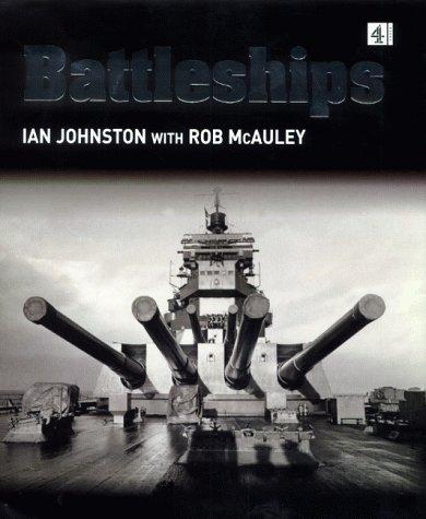 The Battleships: McAuley, Rob, Johnston,