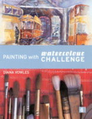 9780752218977: Painting with Watercolour Challenge