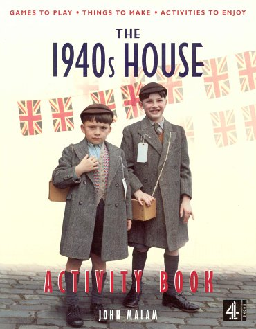 9780752219332: 1940's House Activity Book (PB)