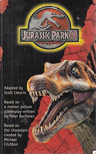 Jurassic Park III: Digest-sized Junior Novelisation: Scott Ciencin