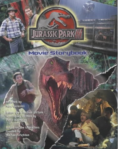 "9780752219776: ""Jurassic Park III"": Movie Storybook"