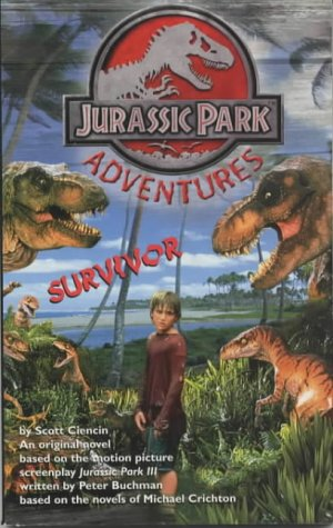 9780752219783: Jurassic Park III-Original Junior Novel 1 (