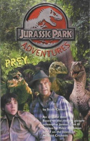 """Jurassic Park III-Original Junior Novel 2 (""""Jurassic: Ciencin, Scott"""