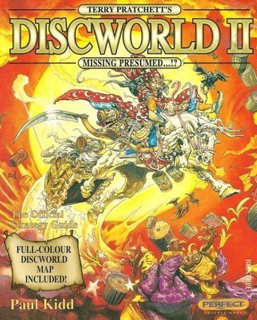 9780752222042: Discworld II: Missing Presumed... - The Official Strategy Guide