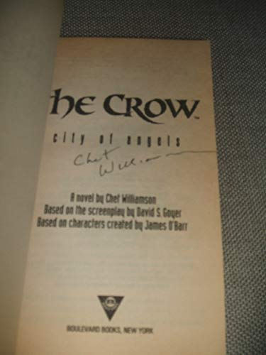 9780752222578: The Crow: City of Angels