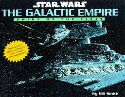 Star Wars. The Galactic Empire Ships Of The Fleet.