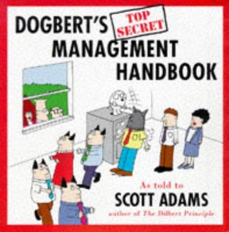 9780752224107: Dogbert's Top Secret Management Handbook