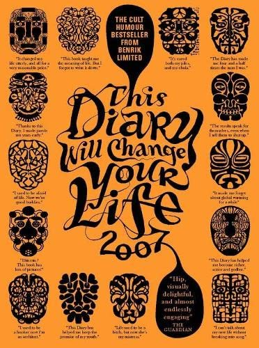 This Diary Will Change Your Life 2007: BENRIK LTD