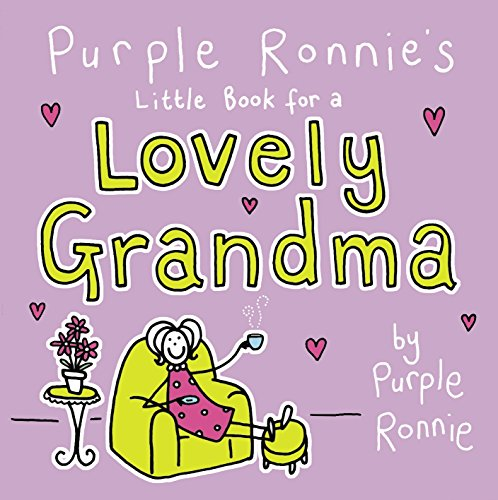 9780752226415: Purple Ronnie's Little Book for a Lovely Grandma