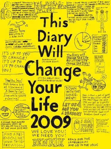 9780752226682: This Diary Will Change Your Life 2009