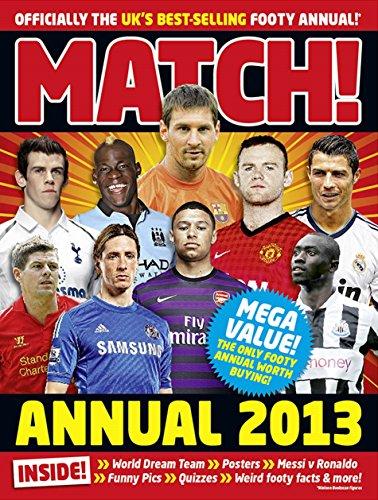 Match Annual 2013: Match