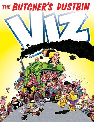 9780752228112: VIZ The Butcher's Dustbin