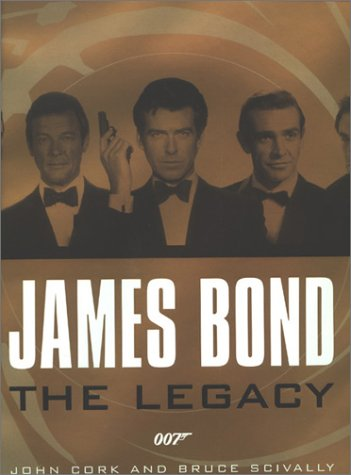 9780752264981: THE JAMES BOND - THE LEGACY