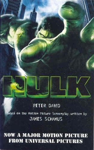 9780752265315: Hulk: Novel (PB)