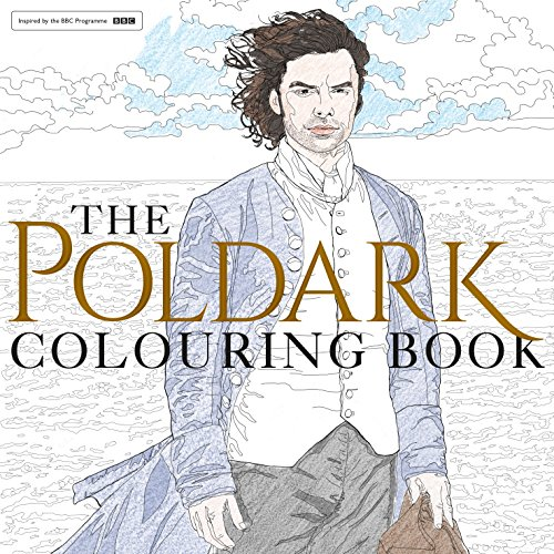 9780752266251: The Poldark Colouring Book