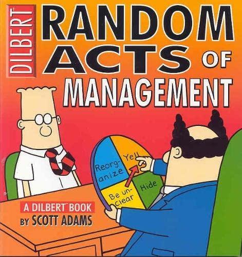 9780752271743: Dilbert: Random Acts of Management (A Dilbert Book)