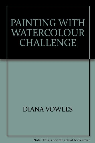 9780752272542: Painting With Watercolour Challenge