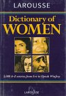 Larousse Dictionary of Women