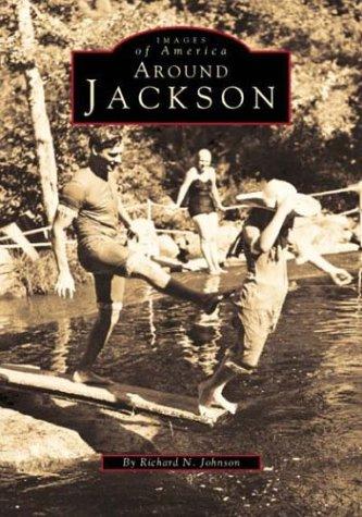 9780752402239: Around Jackson, NH (Images of America (Arcadia Publishing))